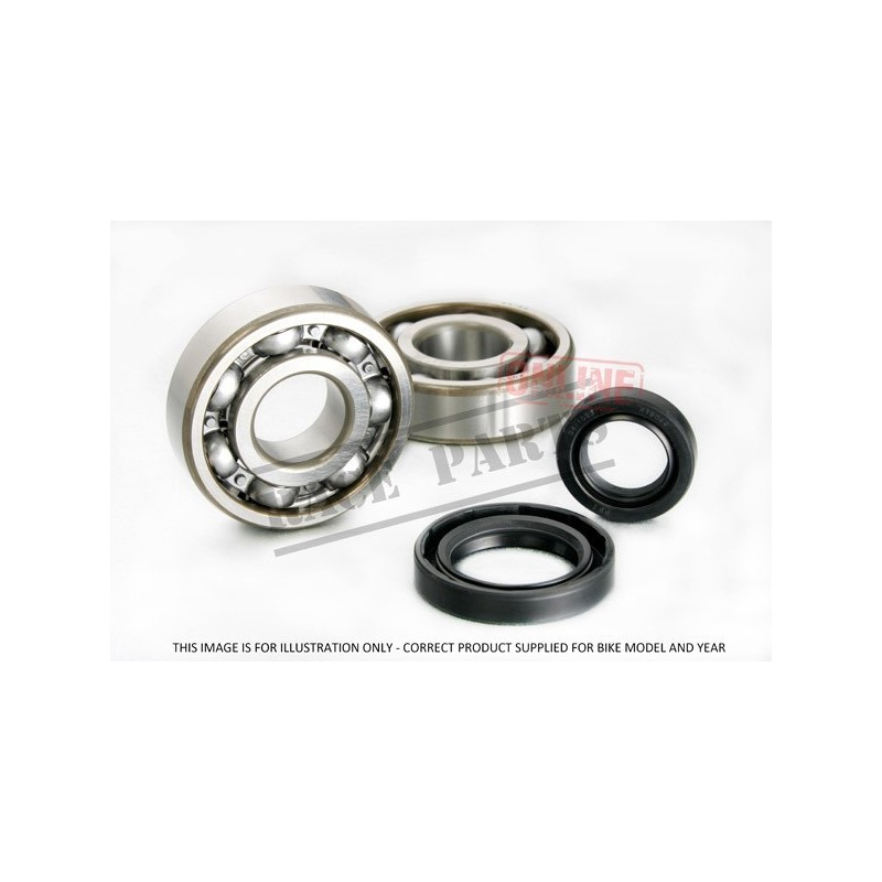 Honda CR85RB 2003-2007 Rear Wheel Bearings And Seals CR 85RB