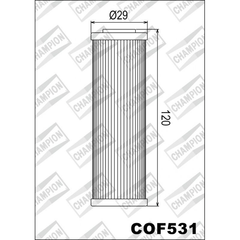 226-COF531 Champion Oil...