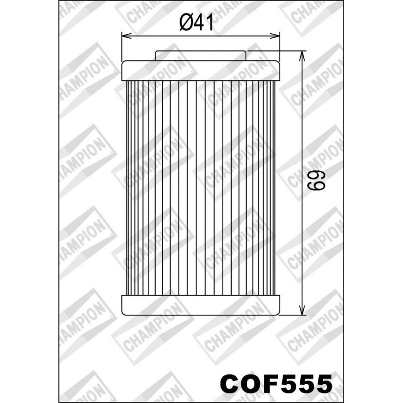 226-COF555 Champion Oil...