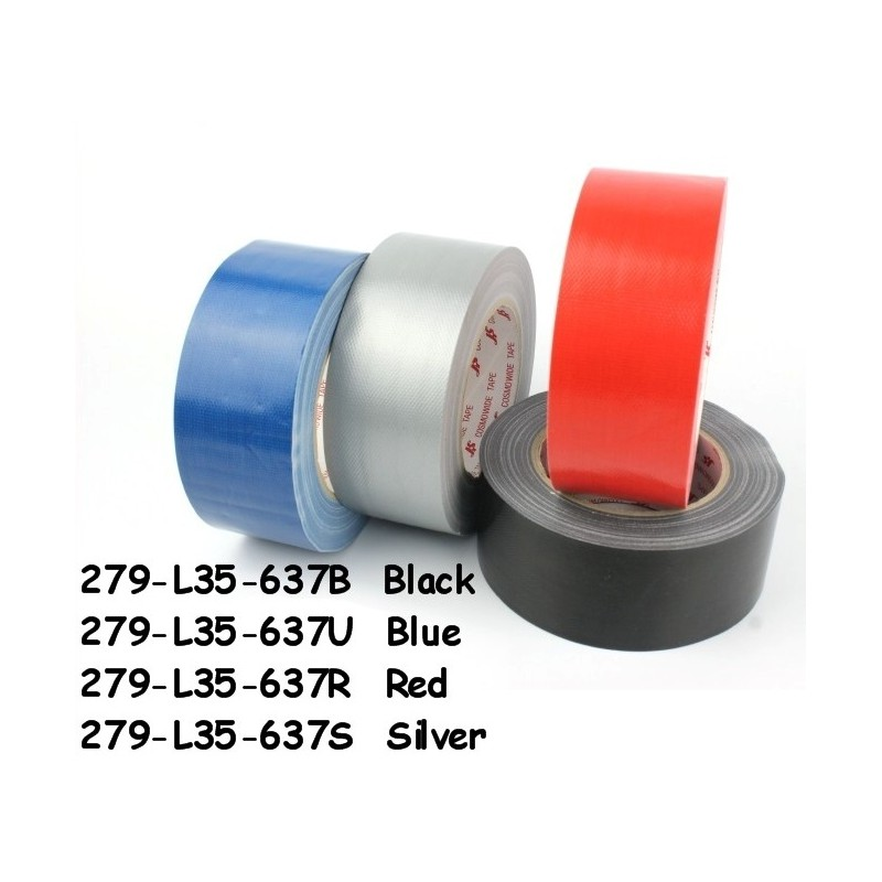279-L35-637S Duct Tape Roll...
