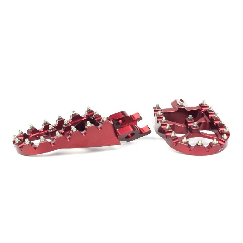 279-MSD791R Wide Alloy Foot...
