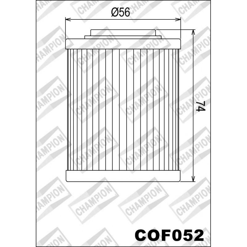 226-COF052 Champion Oil...
