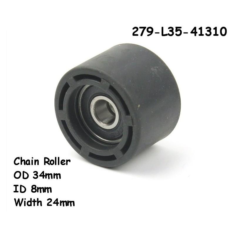 279-L35-41310 Chain Roller-CR250R/CRF250X/TRX450R/ER ATV