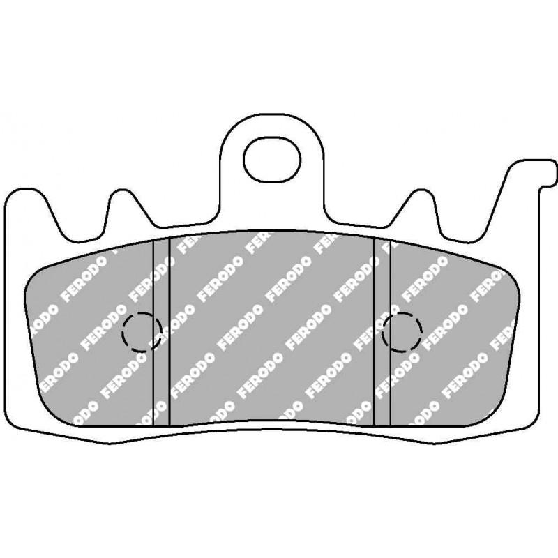 220-FDB2265 Ferodo Brake Pad