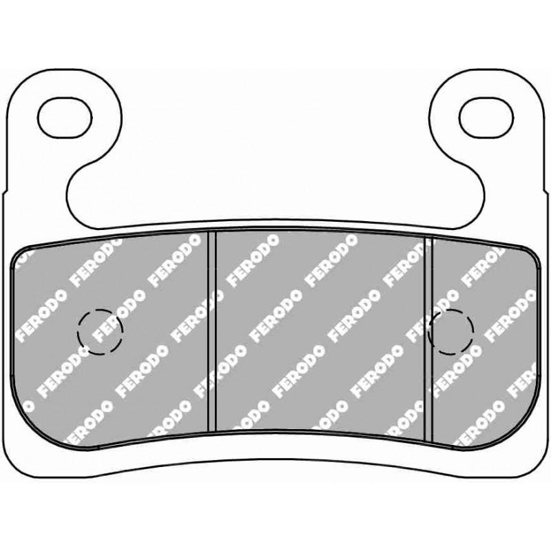 220-FDB2321 Ferodo Brake Pad