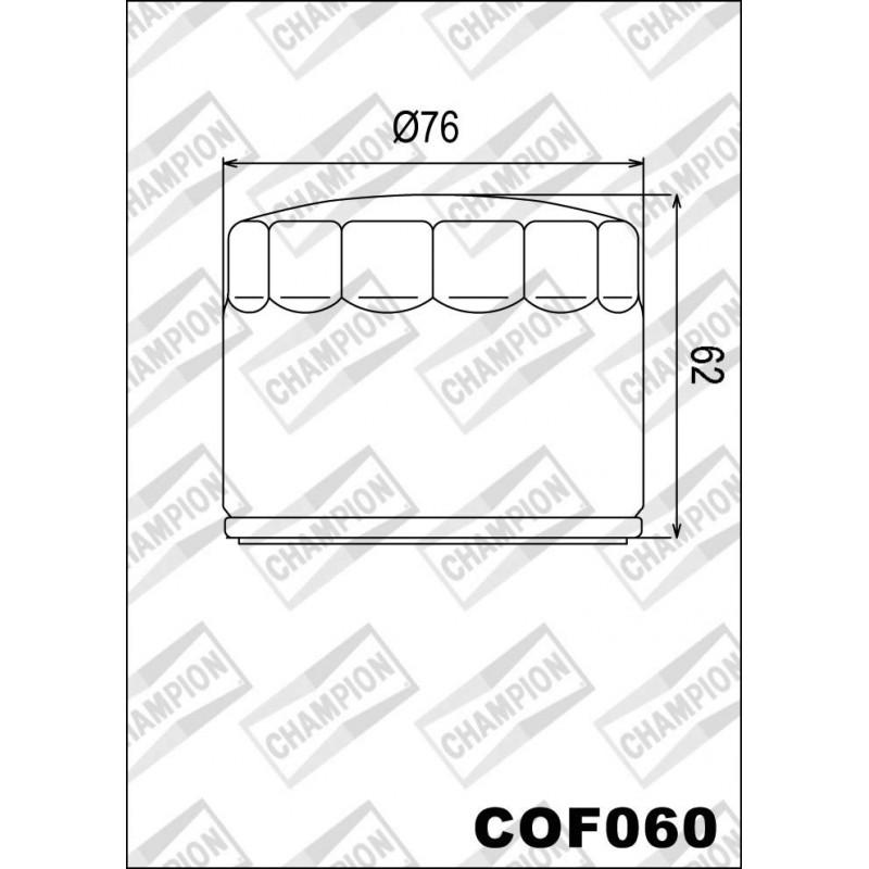 226-COF060 Champion Oil...
