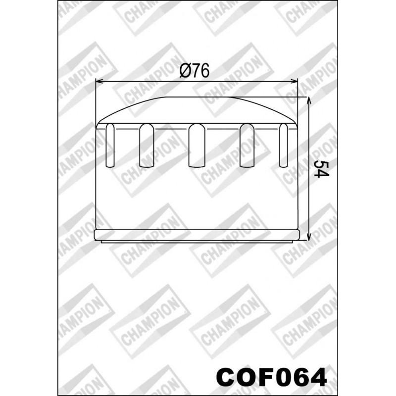 226-COF063 Champion Oil...