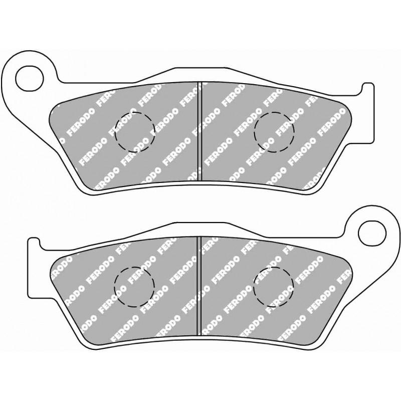 220-FDB2039 Ferodo Brake Pad