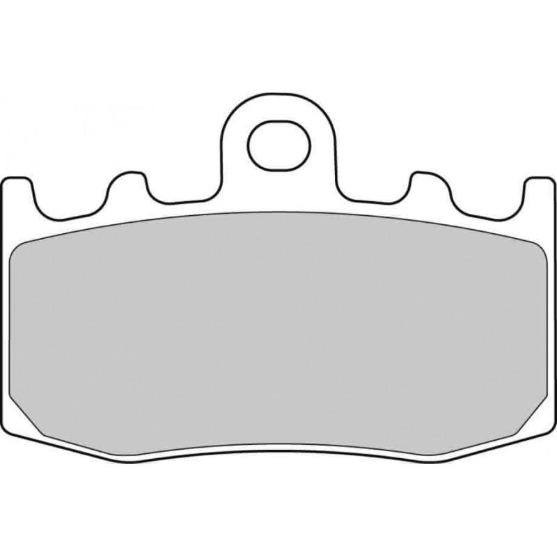 220-FDB2125 Ferodo Brake Pad