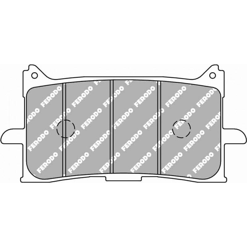220-FDB2294 Ferodo Brake Pad