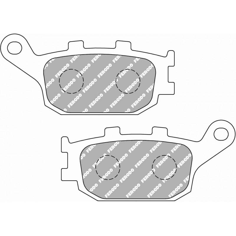 220-FDB754 Ferodo Brake Pad