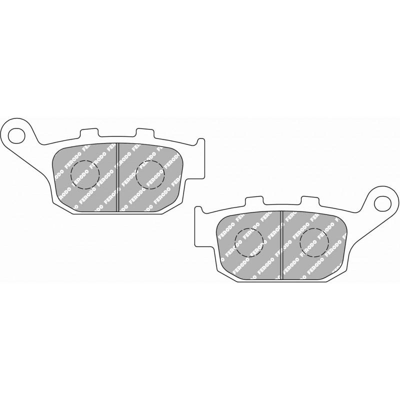 220-FDB531 Ferodo Brake Pad