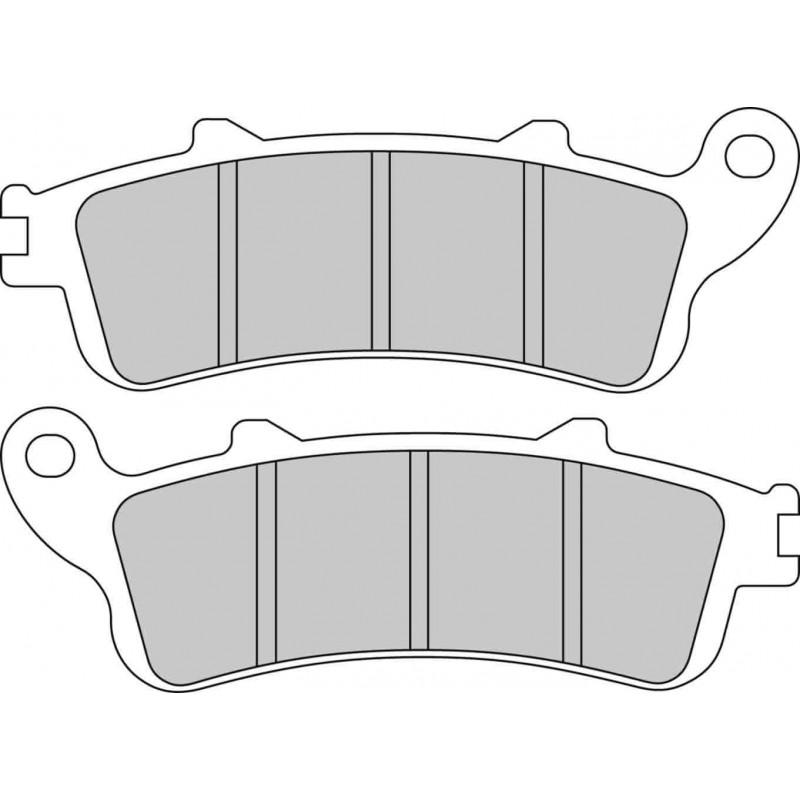 220-FDB2075 Ferodo Brake Pad