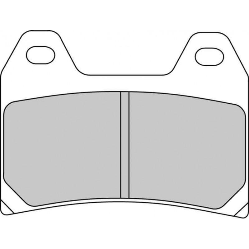 220-FDB2042 Ferodo Brake Pad