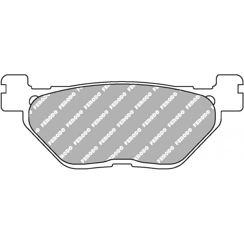 220-FDB2156 Ferodo Brake Pad