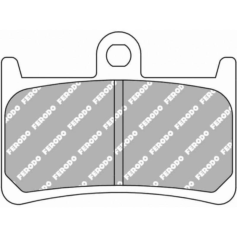 220-FDB605 Ferodo Brake Pad