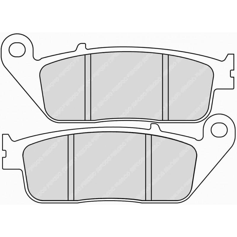 220-FDB570 Ferodo Brake Pad