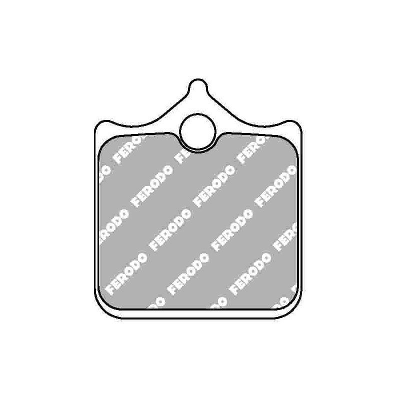 220-FDB2120 Ferodo Brake Pad