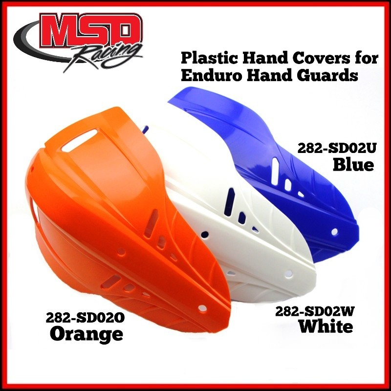 282-SD02 Enduro Hand Guard Covers