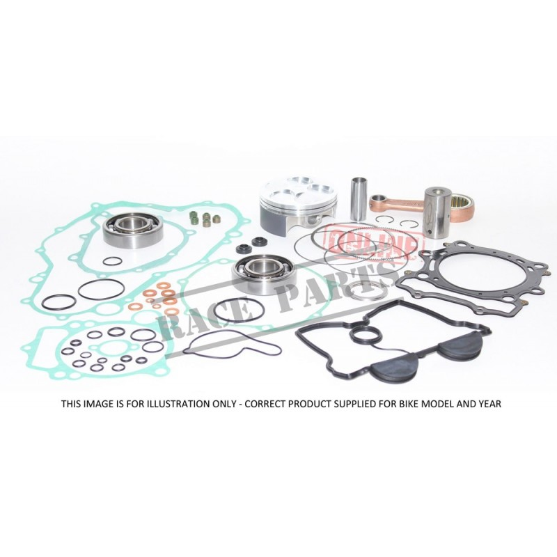 Complete Rebuild Kit - SX-F...