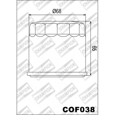 226-COF038 Champion Oil...