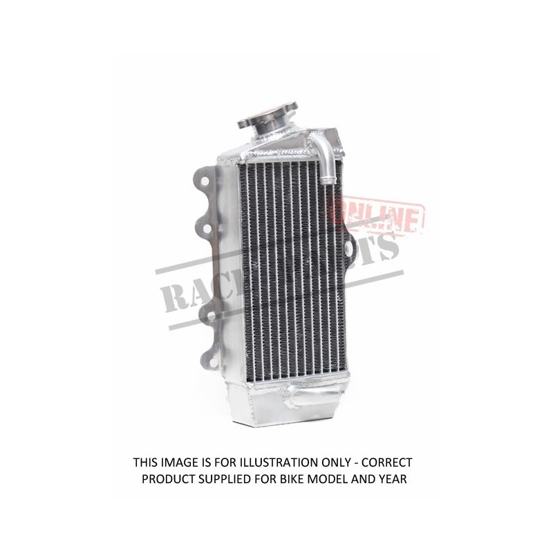239-S2085A MSD Radiator...