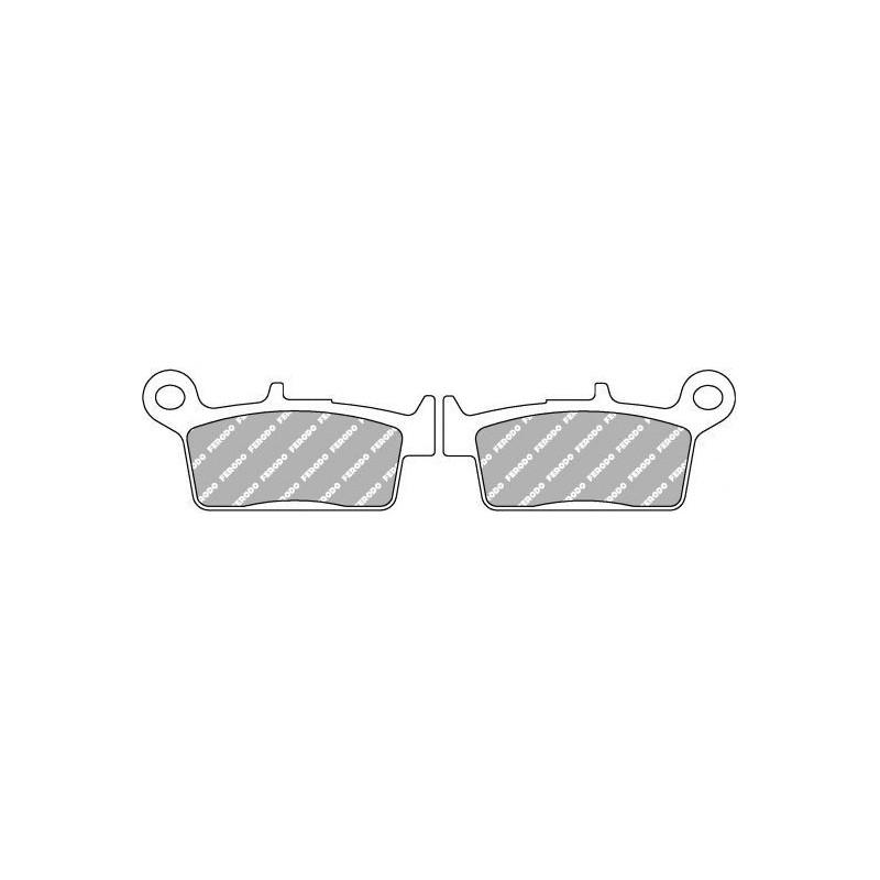 220-FDB539 Ferodo Brake Pad