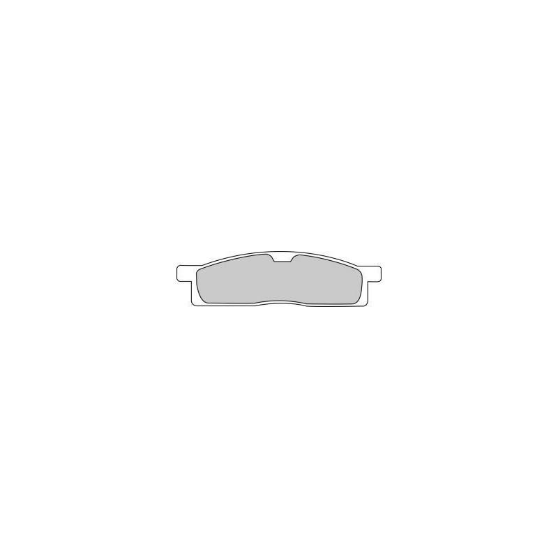220-FDB2015SG Ferodo Brake Pad
