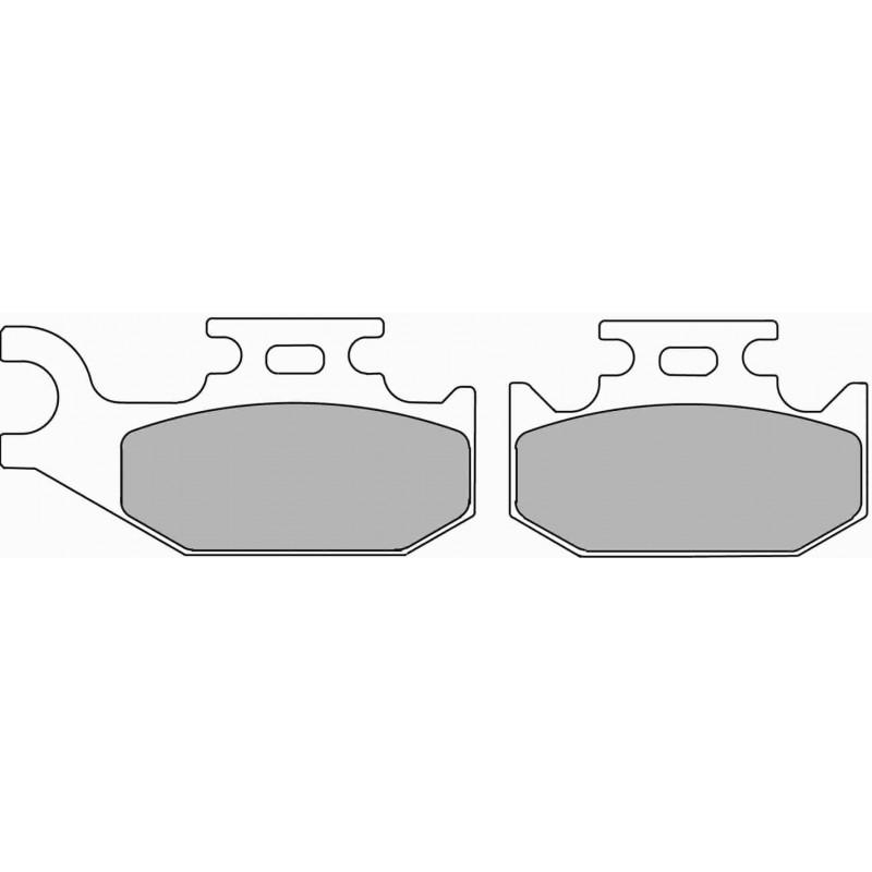220-FDB2149SG Ferodo Brake Pad